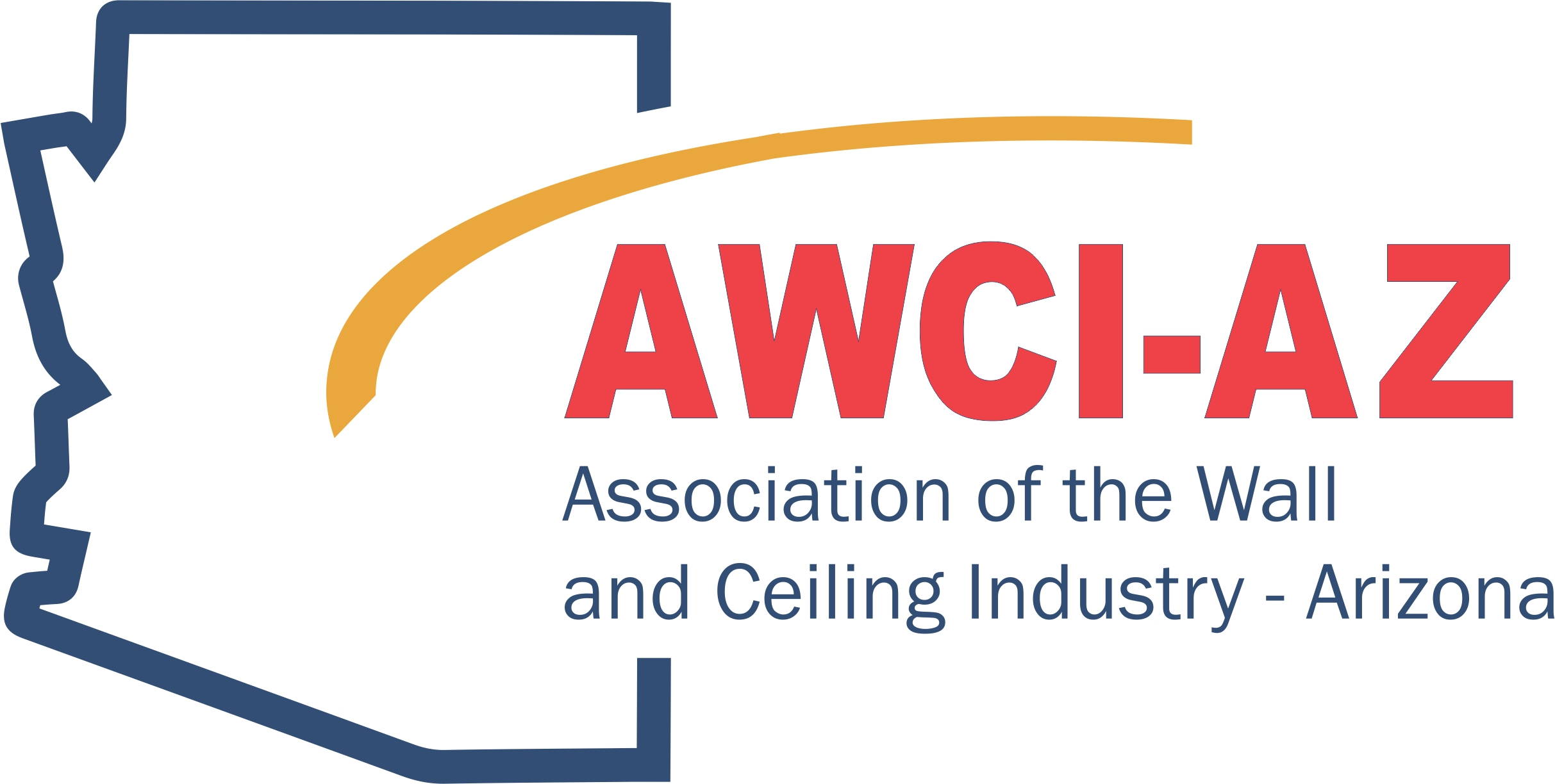 Association of the Wall and Ceiling Industry – Arizona Logo